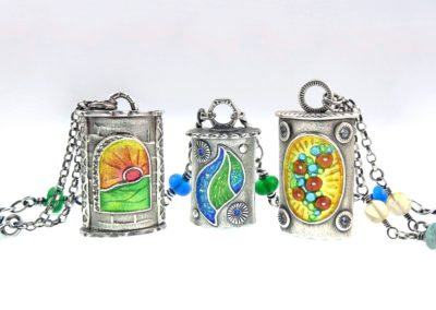 Hidden Lantern Pendants