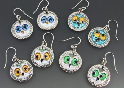Owl Earrings