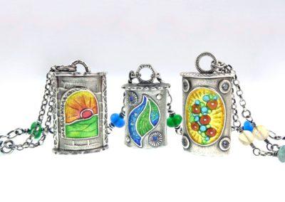 Hidden Lantern Pendants